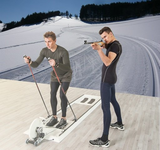 ThoraxTrainer - Biathlon