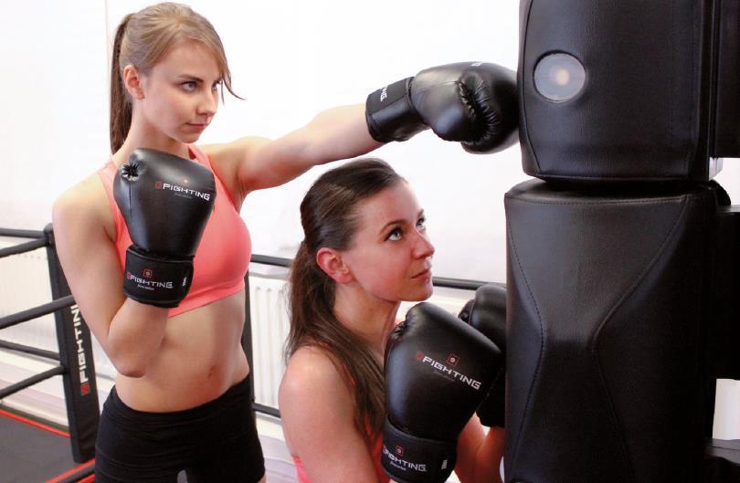 Efighting Ring Training