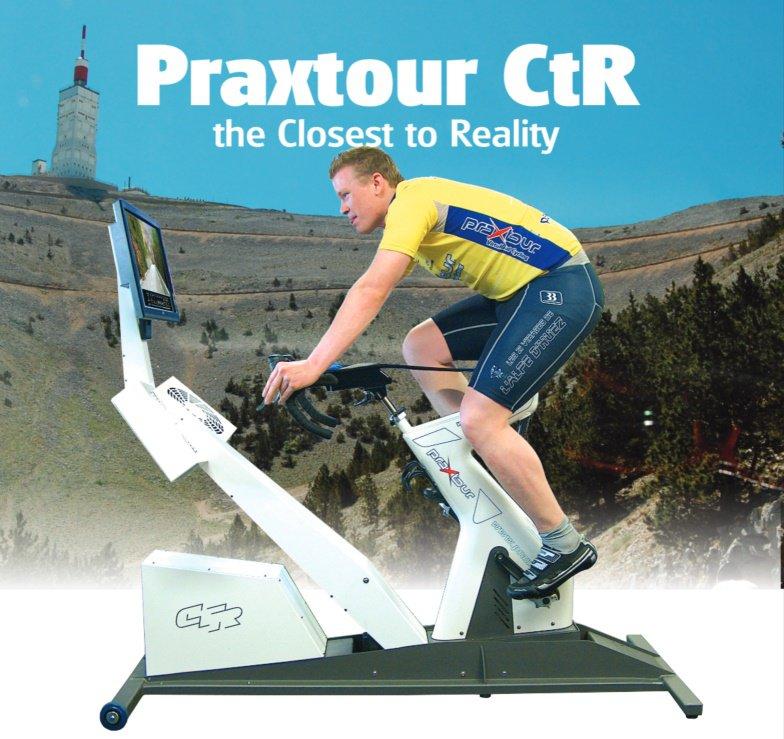 Praxtour CTR
